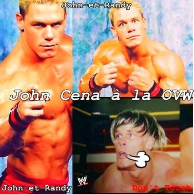 Ses Début a la OVW jusqu'a la WWE sur  http// : John-et-Randy.sky