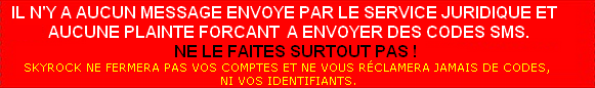 ALERTE  : Attention aux Phishing