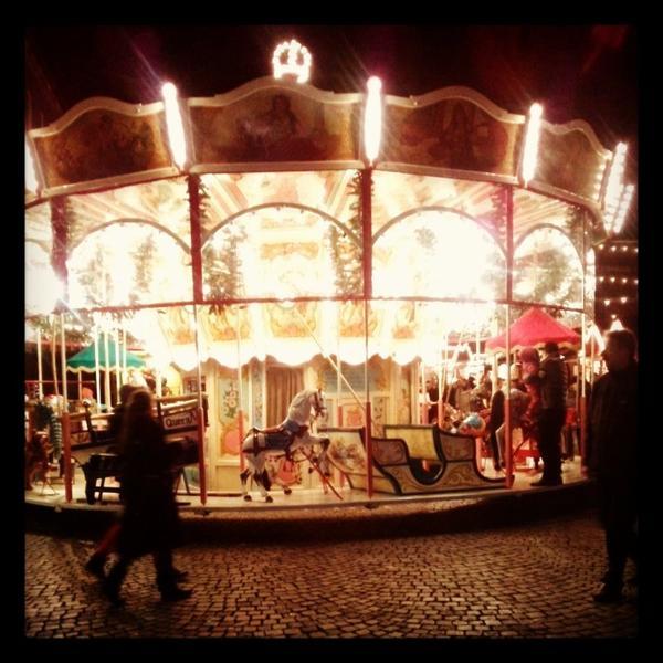 Weihnachtsmarkt in der schönsten Stadt der Welt. ♥