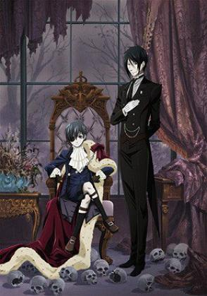 Black Butler <3
