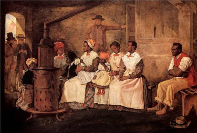 Esclavage aux States...