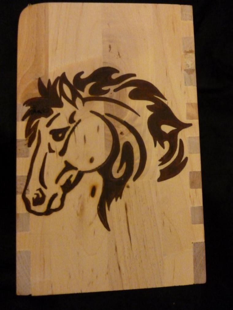 mylene / cheval