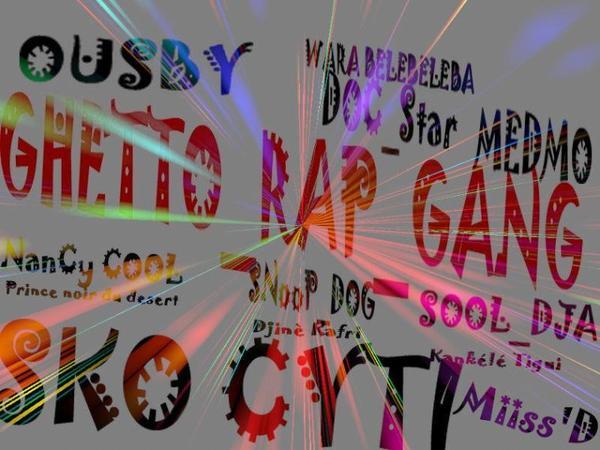 ♥ ♫ ♫ GhettOo Rap Gang ♫ ♫ ♥