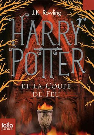 HARRY POTTER T4 LA COUPE DE FEU