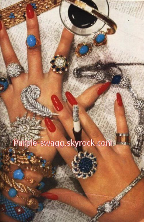Pour toutes les nanas en kiff sur les accessoires ;)