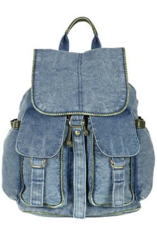 Voila j'ai jeté mon dévoulu sur ce sac (back pack ) pour la rentrée ,je lai eu sur le site Topshop pour 50E avec les frais de ports ,voilaa . Et vous quelle genre de sacs avez vous choisi pour cette rentrer ? XOXO