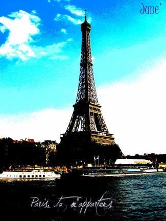 Paris; le coup de coeur de toute une vie !