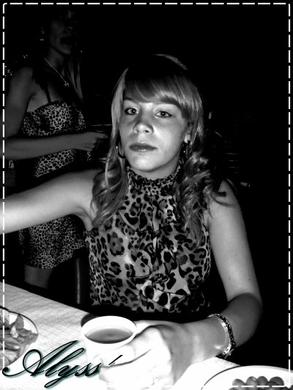 { Alysson // Licéenne // Bédarieux // 34 } ♥