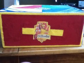 Ma boîte Harry Potter que j'ai fait moi même