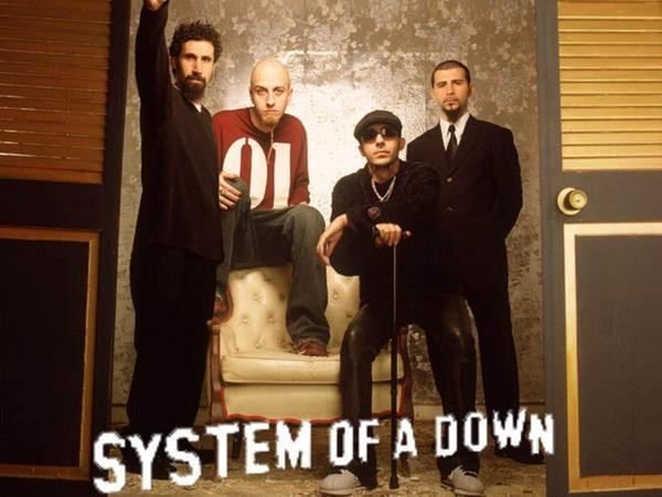 System of a down - toxicity (2011)