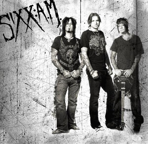 Sixx Am - Life is Beautifull (2011)