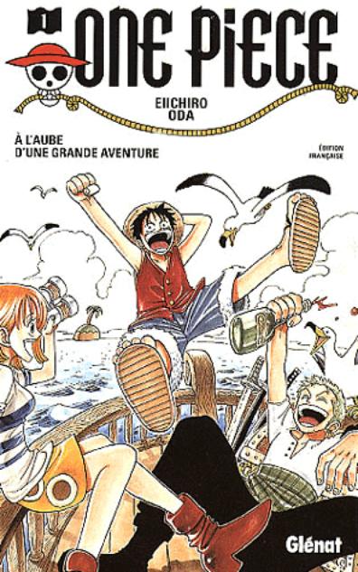 One piece le manga : Tome 1
