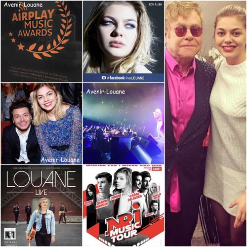 •● News De Louane ●•