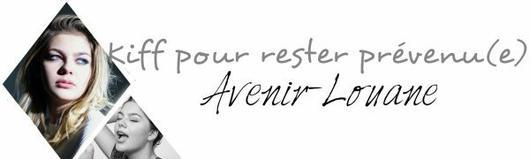 Annonce : Louane est en pleine préparation du clip << Tourne >> !