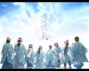 Hakuouki chapitre 1 part2