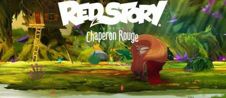 Le Petit Chaperon Rouge : une déclinaison en jeu mobile dans RedStory