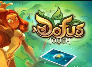 Ankama a lancé l'appli DOFUS Touch : à vous de jouer !