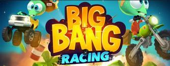 L'App Store et le Play Store : découvrez-y Big Bang Racing