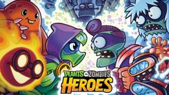Jeu de cartes à collectionner : Plants vs. Zombies: Heroes est dispo sur Android et iOS