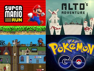 Des jeux mobile qui mettront de l'ambiance dans votre portable