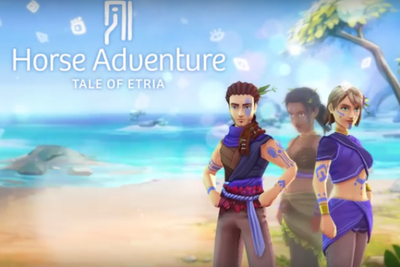 Ubisoft propose Horse Adventure: Tale of Etria sur Android et iOS
