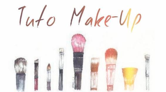 Tuto Make-up frais pour l'été