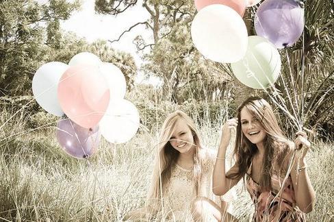 shoot photos avec les filles <3 Elles sont magnifiques O-o