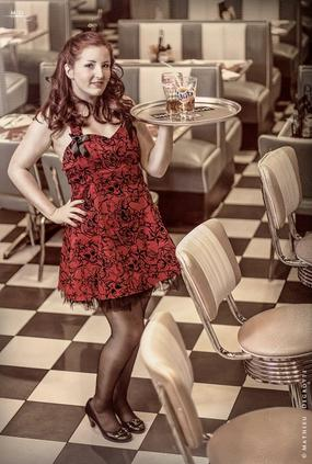 *Nouveau shoot Pin up*