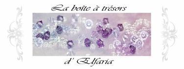 ® * La boîte à trésors d'Elfaria *  Pour le moment bijoux pour femmes uniquement , mais je peux créer des bijoux sur mesures pour homme , à voir si je trouve le matériel et si c'est en mon possible;* Commandes via ma page*