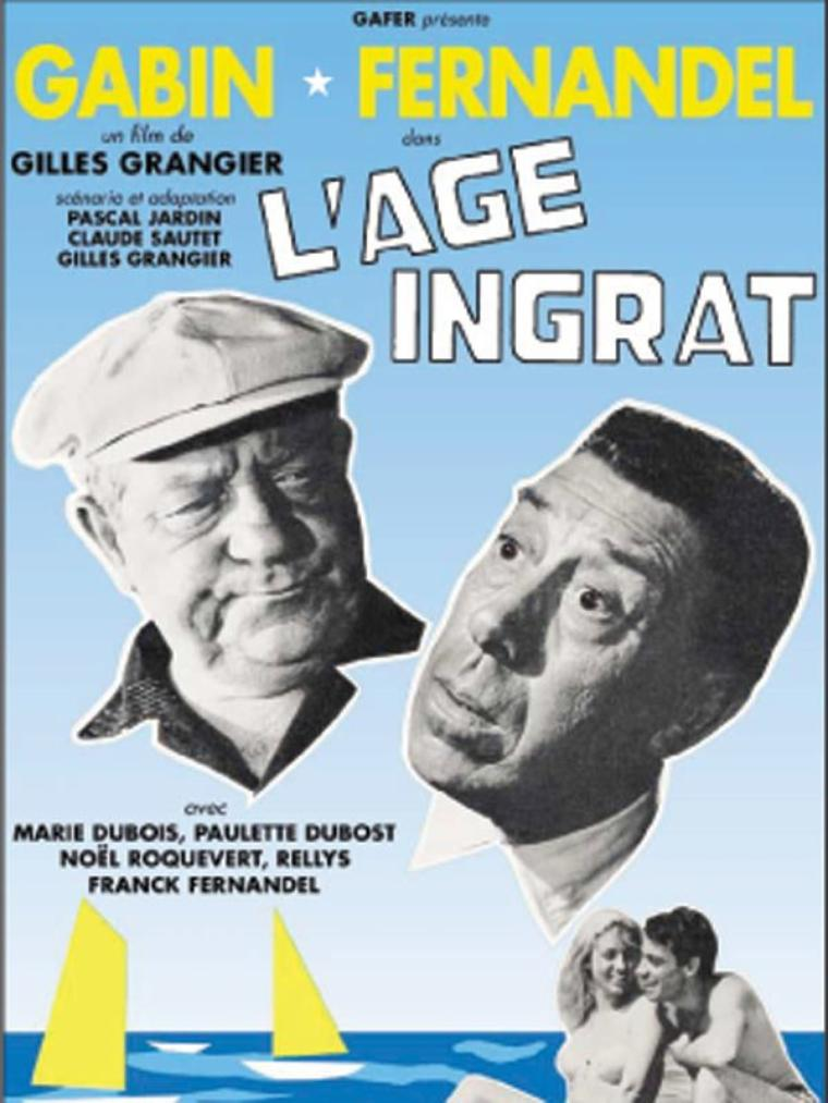 L'Âge ingrat (1964)
