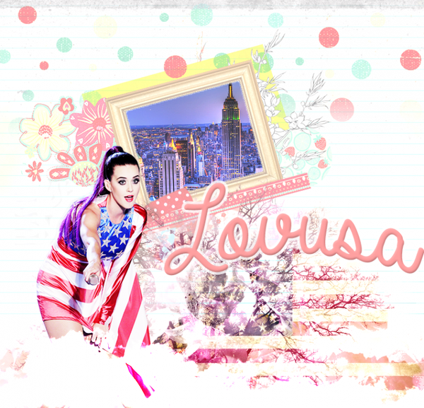 The United States of America ♥ Hi !