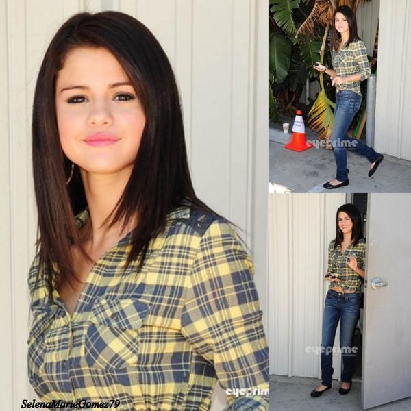 """21/07 - Selena quitte les répétitions de sa tournée """"We Own The Night"""""""