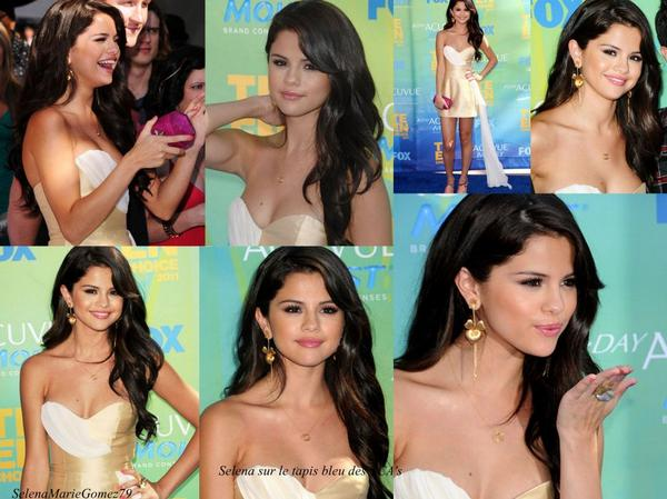 Hier, a eu lieu les Teen Choice Awards a Los Angeles