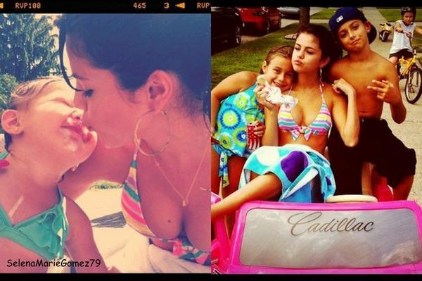 Deux nouvelles photos de Selena provenant d'instagram