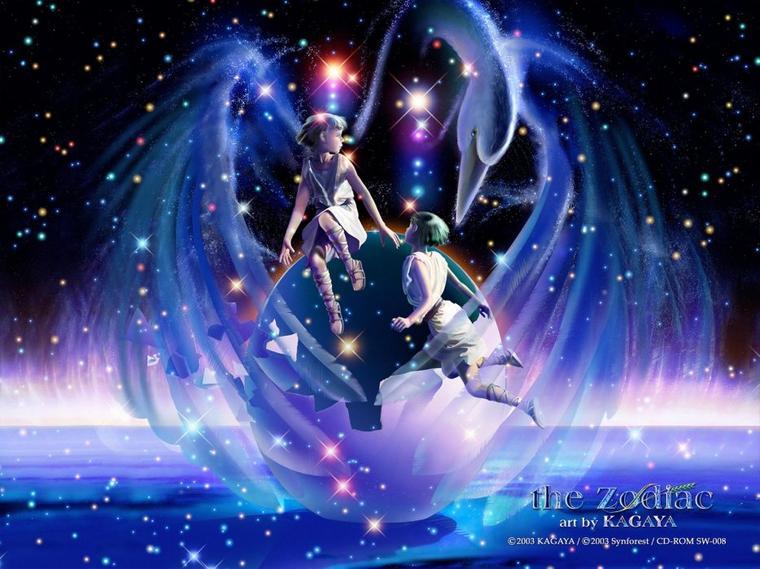 Signes du Zodiaque (naissance sous les étoiles) /2