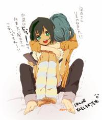 Parce que même les filles peuvent aimer Inazuma Eleven (go)