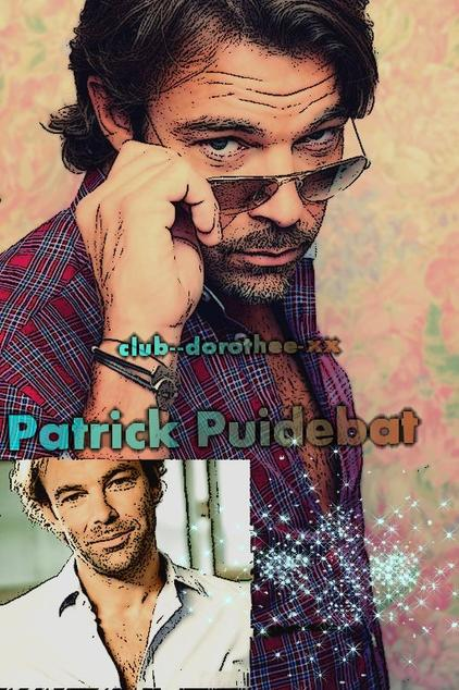 biographie : Patrick Puidebat as Nicolas Vernier