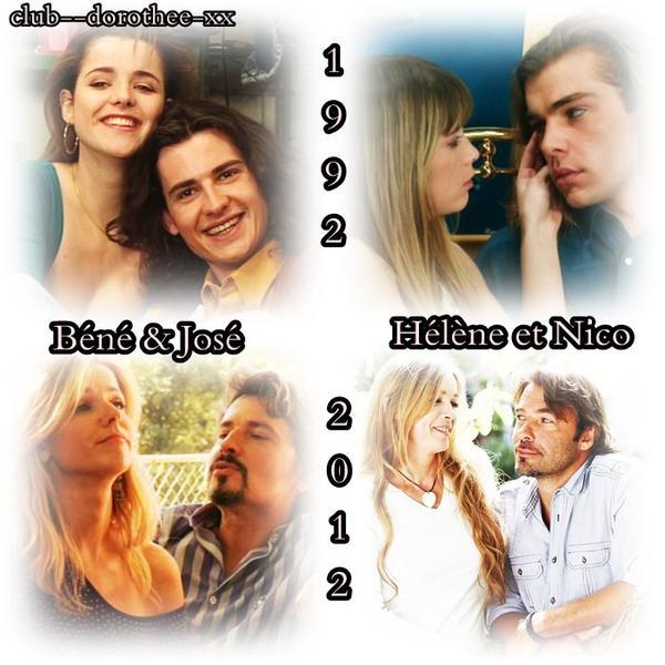 de Hélène et les garçons ( 1992) au mystère de l' amour (2012)