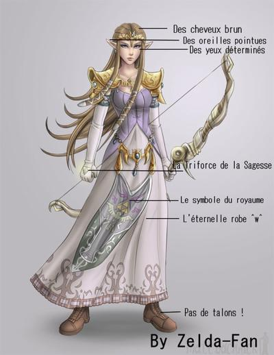 Zelda / Sheik