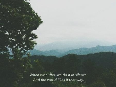 La vie n'est qu'un piège où l'on finit toujours par tomber.