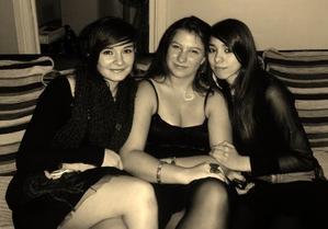 Mes meilleures amies. ♥