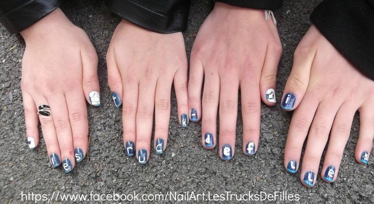 94ème Article : Les trucks de filles.