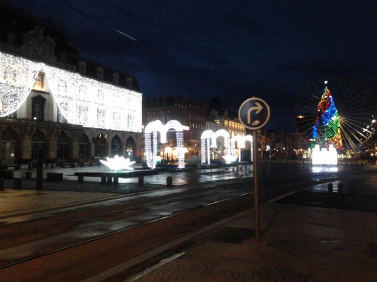 Clermont-Ferrand le 25 Décembre.