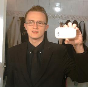 En mode costume cravate =)