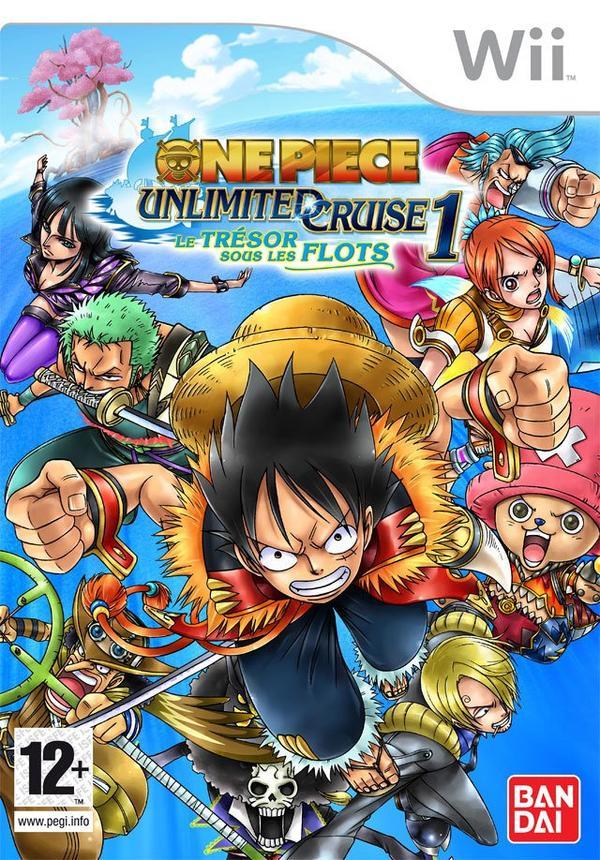 One Piece UNILIMITED CRUISE 1, Le TRESOR sous les FLOTS