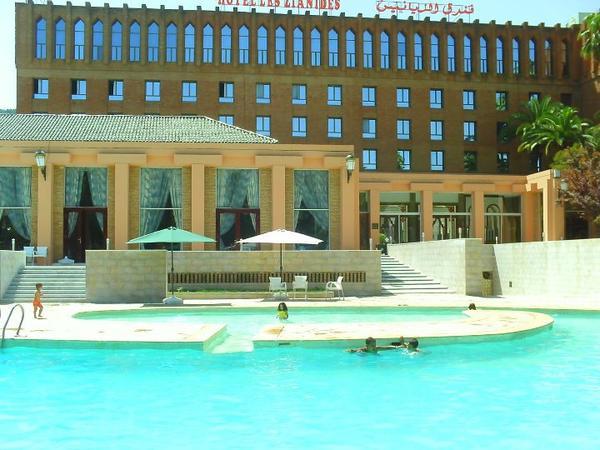 Hotel les Zianides Tlemcen 4 étoiles
