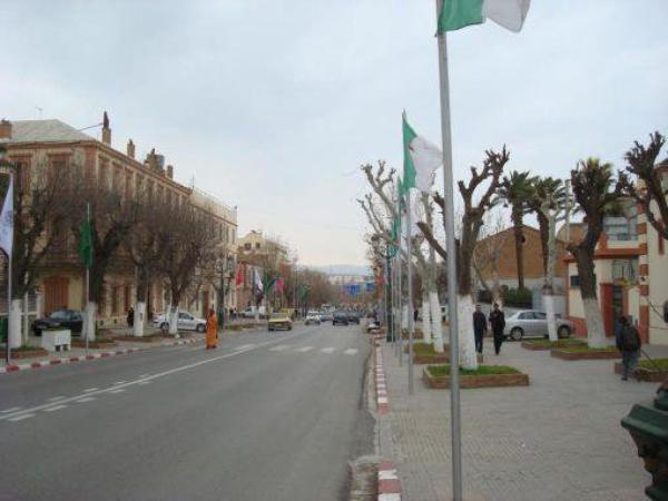 Boulevard :Tlemcen