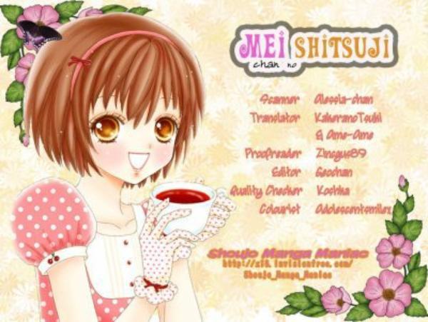Présentation des personnages : Mei Shinonome