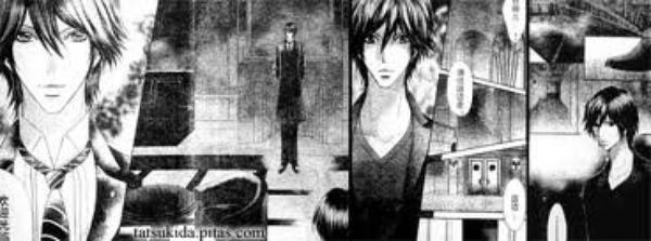Présentation des personnages : Rihito Shibata