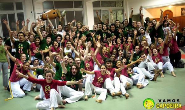 Ecole de capoeira Vamos Capoeira Paris